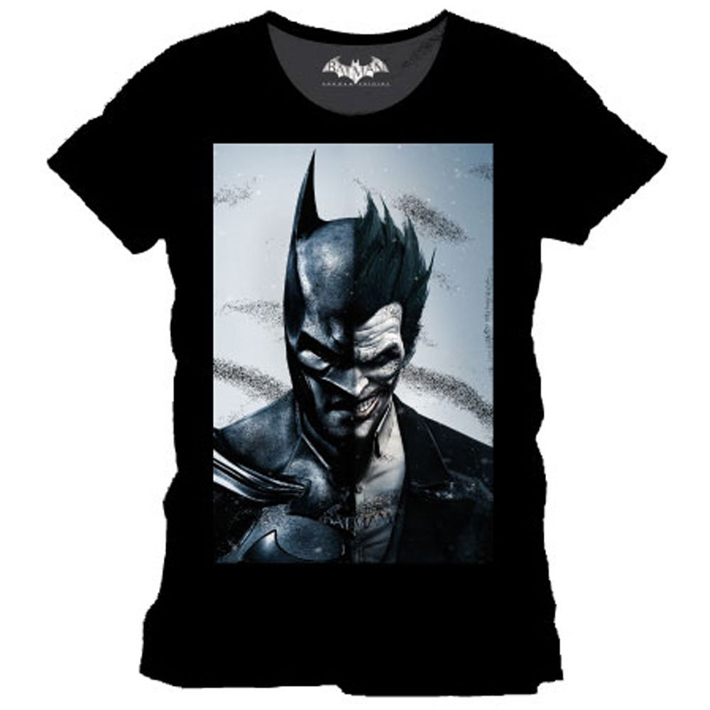batman t shirt batman vs joker 19 90. Black Bedroom Furniture Sets. Home Design Ideas