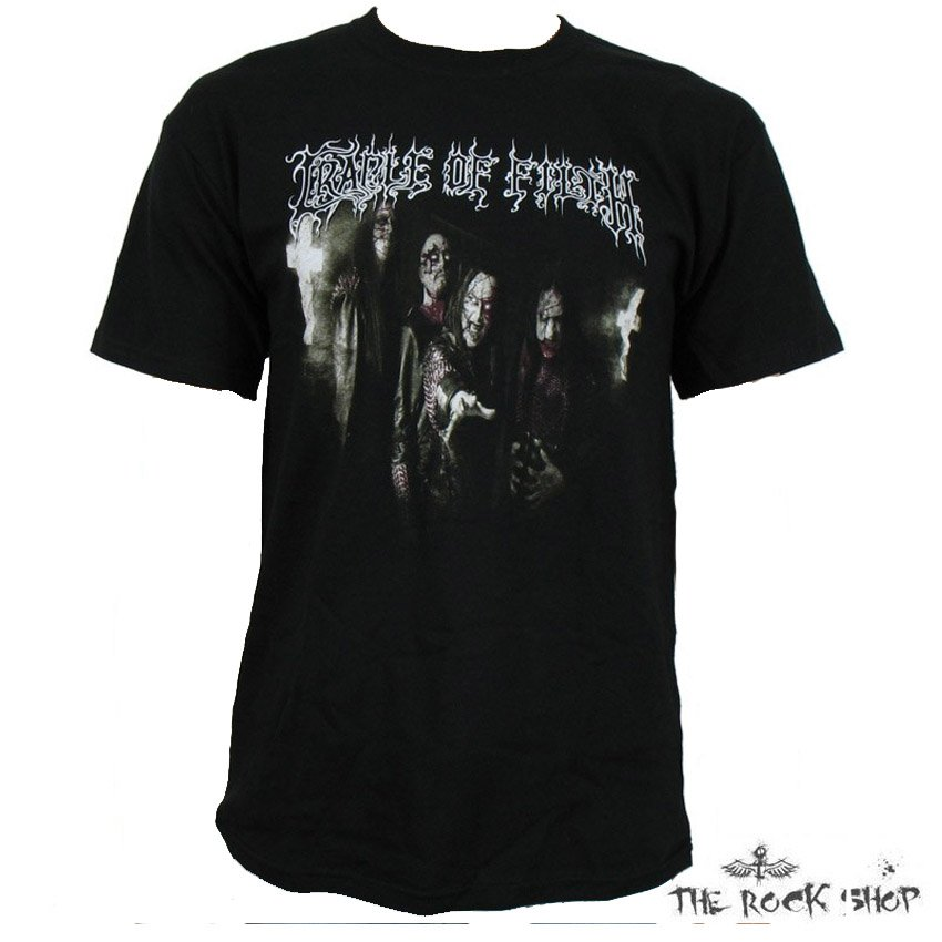 mens band t shirt cradle of filth jesus saves 19 90. Black Bedroom Furniture Sets. Home Design Ideas