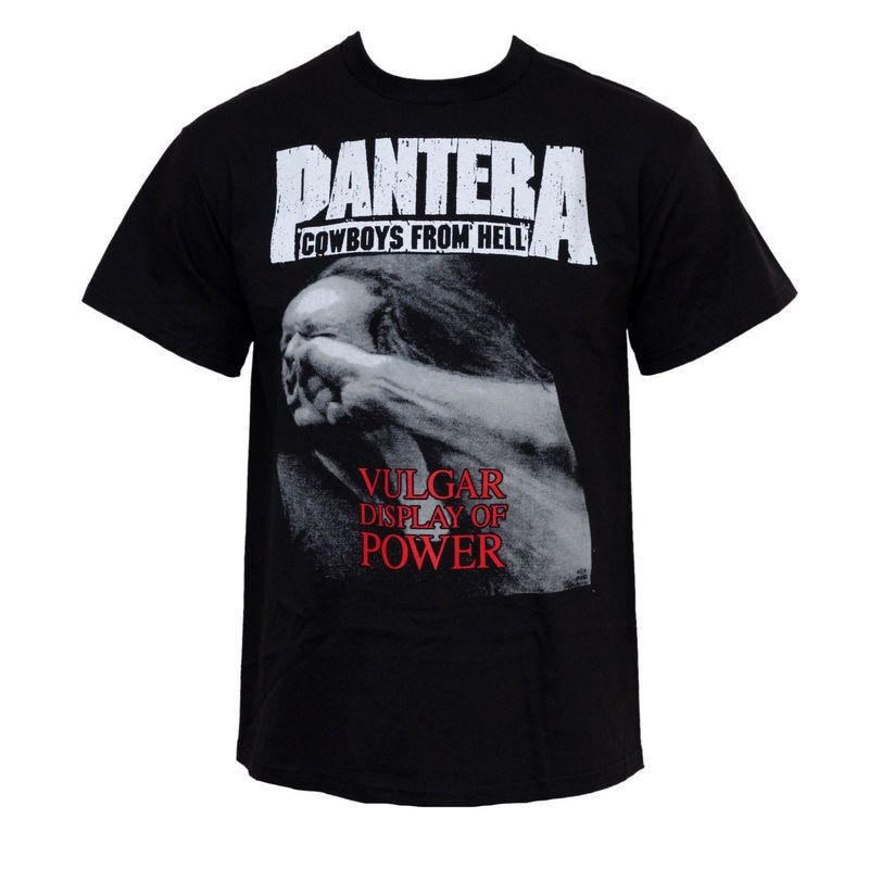Pantera T-Shirt - Vulgar display of powerPantera Vulgar Display Of Power Ufc