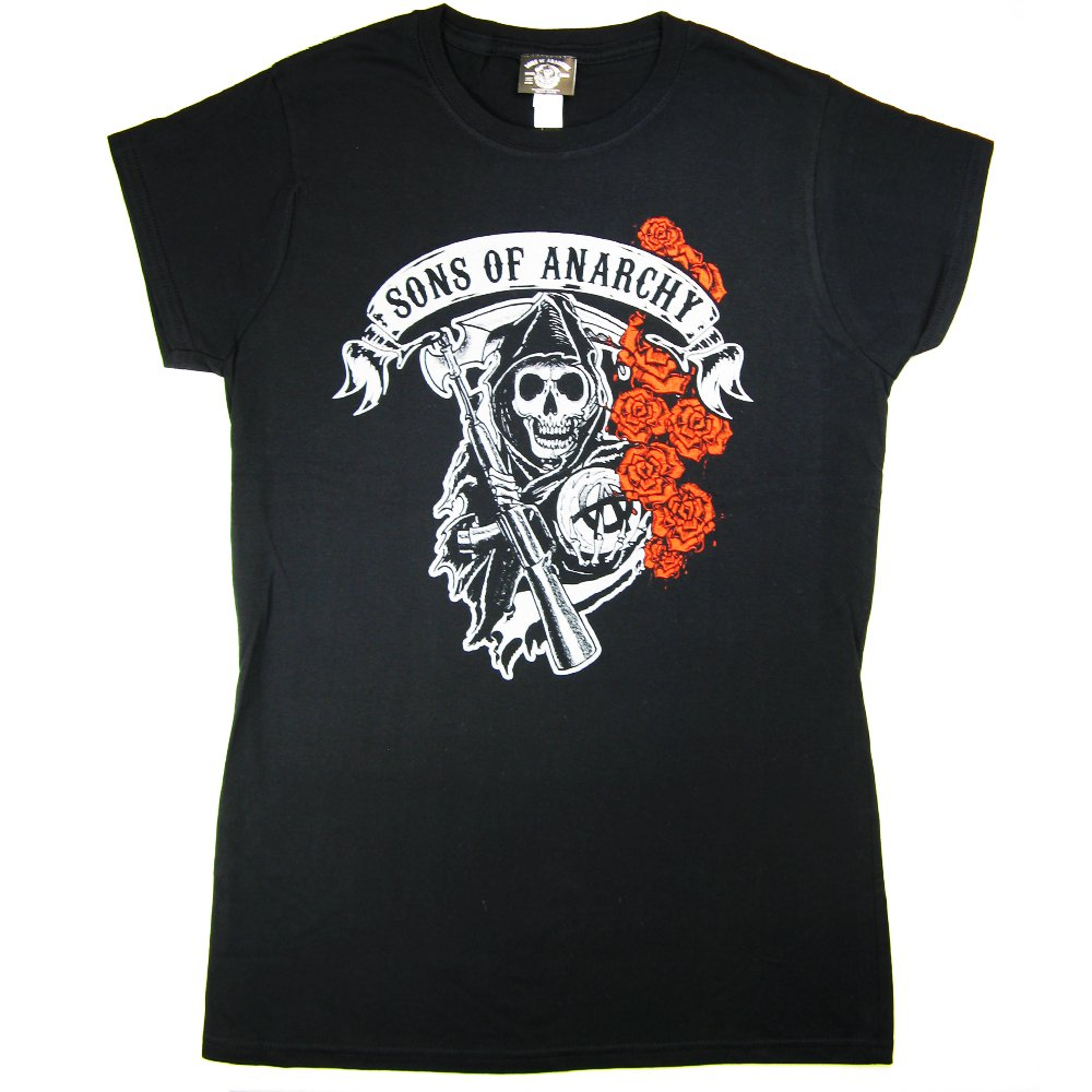 Sons of Anarchy Girl Shirts