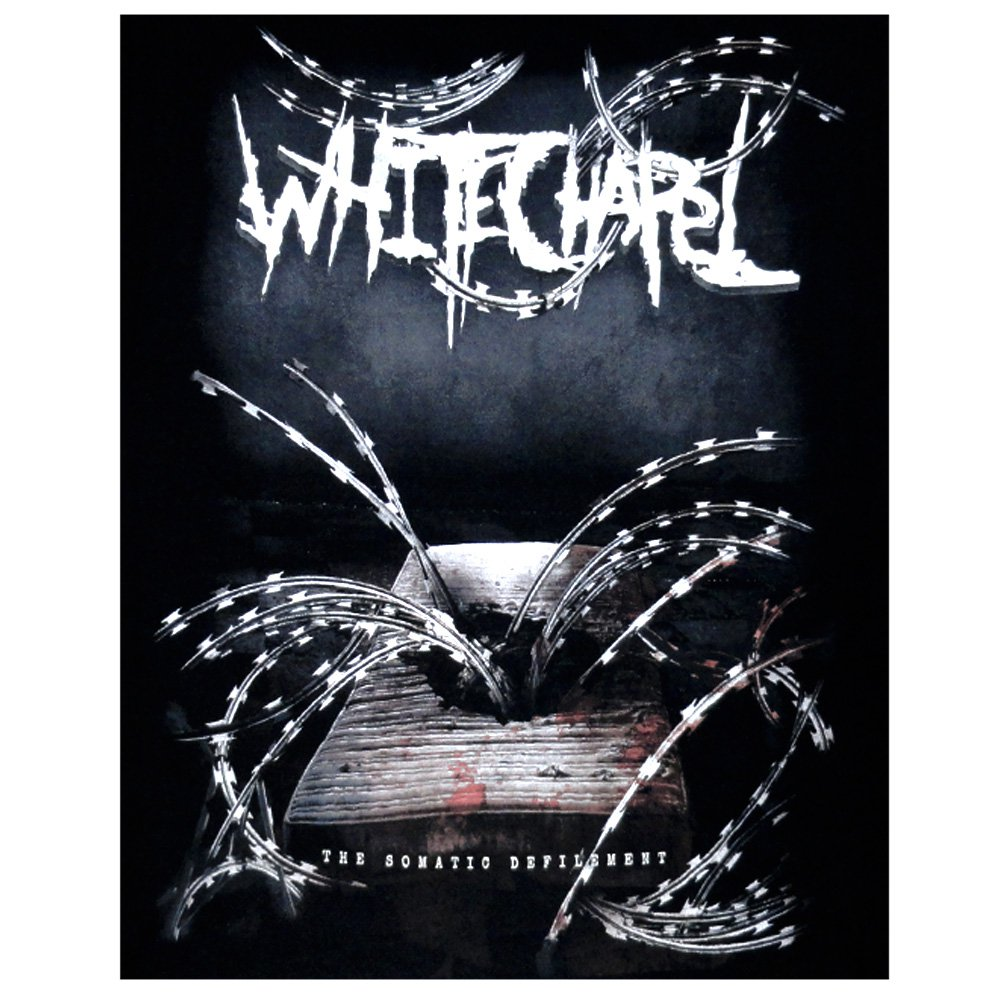 Whitechapel T-Shirt - The Somatic DefilementWhitechapel The Somatic Defilement