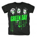 Green Day T-Shirt - Drips