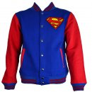 Superman College Jacke
