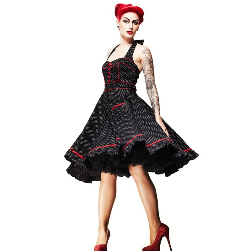Hell Bunny - Vanity Dress M