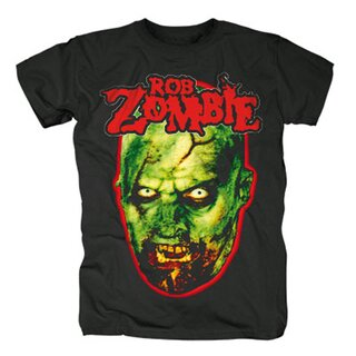 Rob Zombie Band T-Shirt - Monster