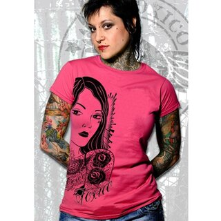 Toxico Girlie T-Shirt - Forever Pink