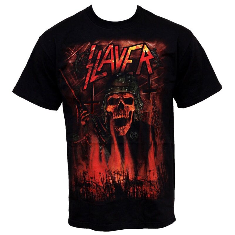 slayer band t shirt wehrmacht 19 99. Black Bedroom Furniture Sets. Home Design Ideas