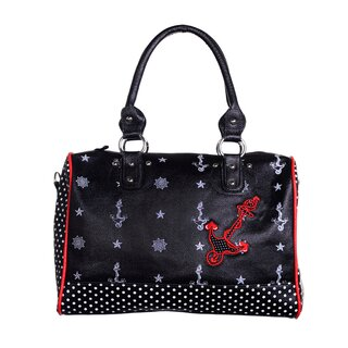 Banned - Anchor Bag Black