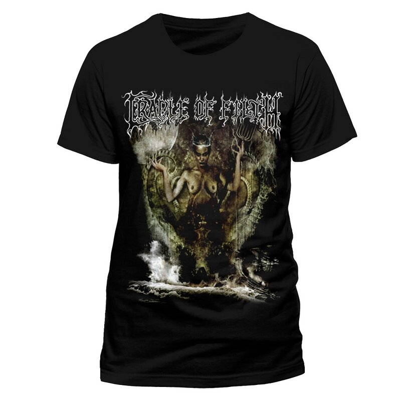 Cradle of Filth T-Shirt - Kracken
