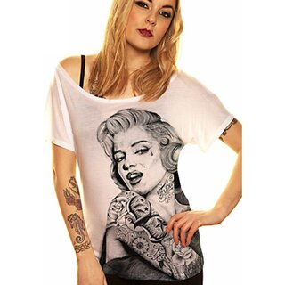 Toxico Girlie T-Shirt - Marilyn