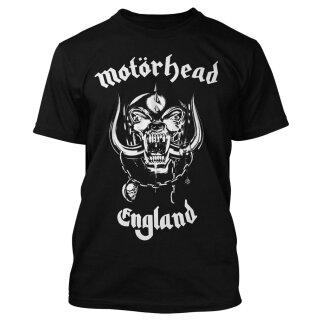 Motorhead band t shirt england xxl 19 99 for Xxl band t shirts