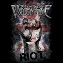 Bullet for my Valentine T-Shirt - Union Jack Riot S