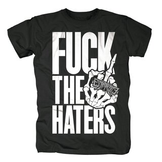 Escape the Fate T-Shirt- Fuck the haters