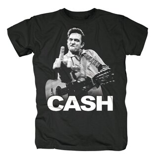 Johnny Cash Band T-Shirt - Flippin