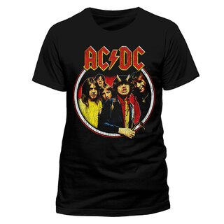 AC/DC T-Shirt - Highway Distress