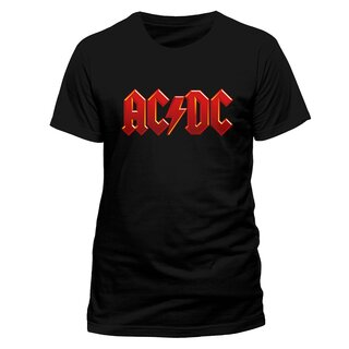 AC/DC T-Shirt - Red Logo
