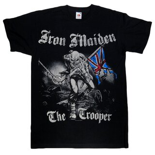 Iron Maiden T-Shirt - Sketched Trooper