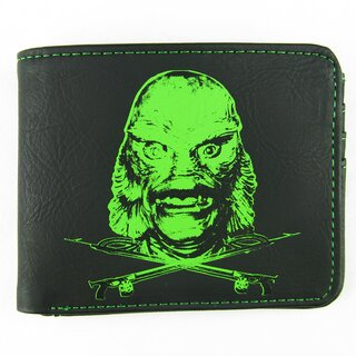 Creature from the Black Lagoon Bi Fold Wallet