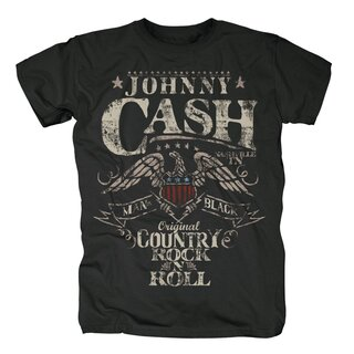 Johnny Cash T-Shirt - Rock n Roll