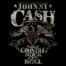 Johnny Cash T-Shirt - Rock n Roll S