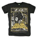 Star Wars T-Shirt - Film Poster S