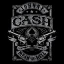 Johnny Cash T-Shirt - Mean as Hell  XXL