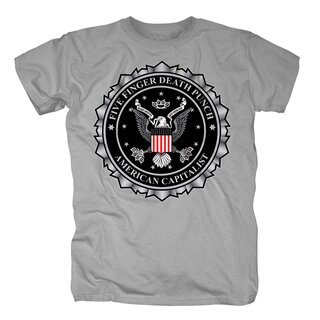 Five Finger Death Punch T-Shirt - Eagle Seal