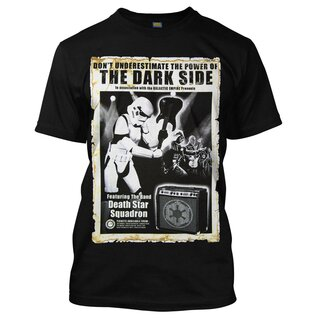Star Wars T-Shirt - Dont Underestimate the Dark Side
