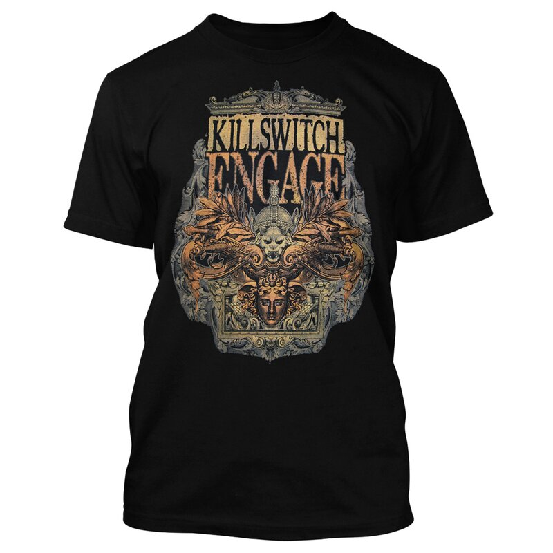 Killswitch Engage T-Shirt - Army XL