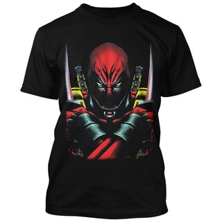 Deadpool T-Shirt - Deadpool Warning