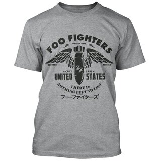Foo Fighters T-Shirt - There Is Nothing Left To Lose