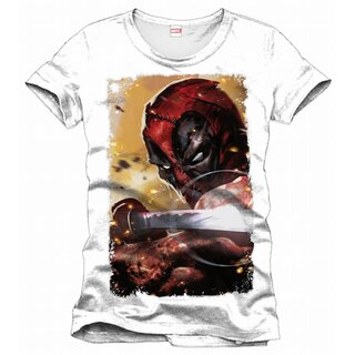 Deadpool T-Shirt - Katana