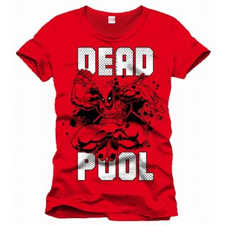 Deadpool T-Shirt - Jump