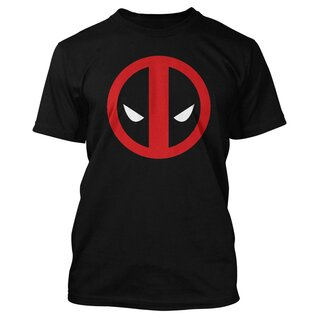 Deadpool T-Shirt - Classic Deadpool Logo