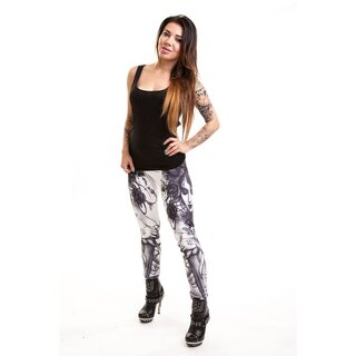 Alchemy Leggings - Bella Rose L