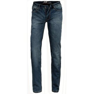 King Kerosin Kevlar Jeans Hose - Speedking DP Double...
