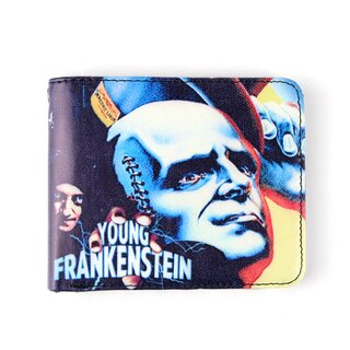 Young Frankenstein Bifold Geldbörse - Creation