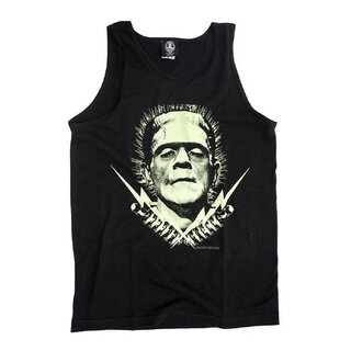 Frankenstein Tank Top - Frank N Bolts