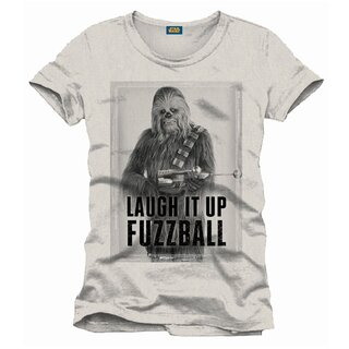 Star Wars T-Shirt - Chewbacca Fuzzball