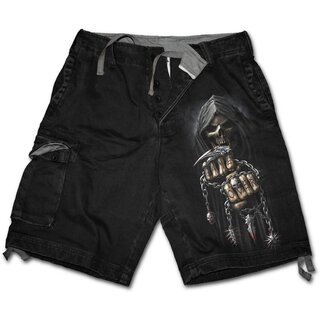 Spiral Mens Shorts - Game Over