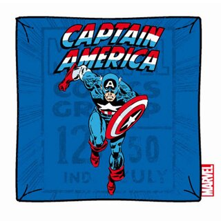 Captain America Cushion with Cover - Cap Attack