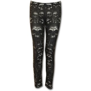 Spiral Leggings - Catacomb