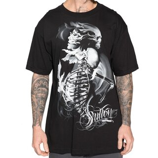 Sullen Art Collective T-Shirt - Resurrection Schwarz