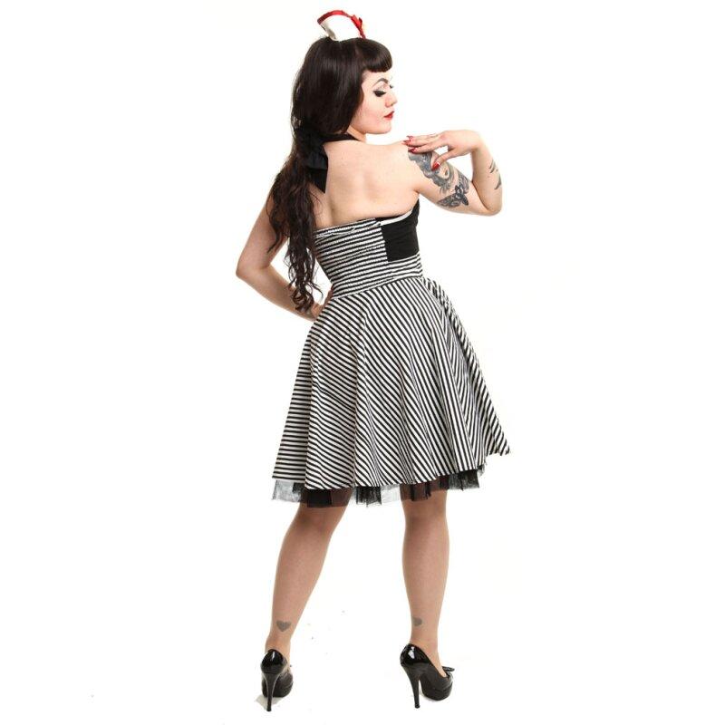 rockabella neckholder kleid marina dress wei 49 90. Black Bedroom Furniture Sets. Home Design Ideas