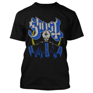 Ghost T-Shirt - Papa & Band