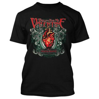 Bullet For My Valentine T-Shirt - Temper Temper