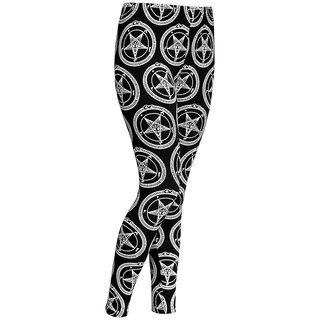 Killstar Leggings - Baphomet Sigil