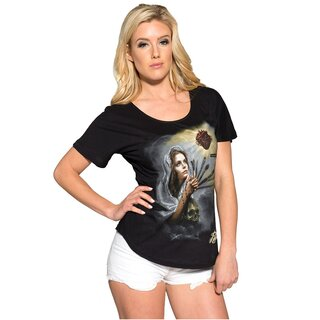 Sullen Angels Damen T-Shirt - Art For Soul