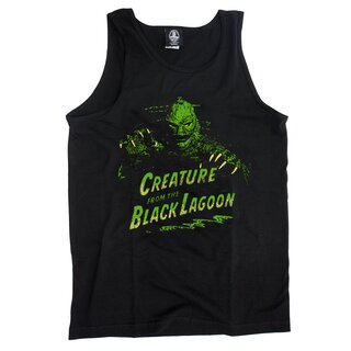 Creature From The Black Lagoon Tank Top - Swamp Rise