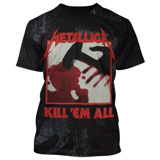 Metallica T-Shirt - Ingrained Kill Em All